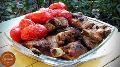 рецепт свиных ребрышек