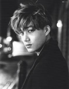 Image shared by haru. Find images and videos about kpop, exo and kai on We Heart It - the app to get lost in what you love. Exo Kai, Kyungsoo, Kim Jongin Exo, Kaisoo, Park Chanyeol, Park Hae Jin, Park Seo Joon, Kim Jong Dae, Kim Hyun