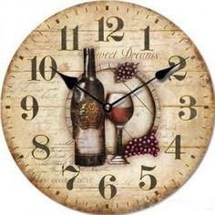 Sweet Dreams, Clock, Home Decor, Watch, Decoration Home, Room Decor, Clocks, Home Interior Design, Home Decoration