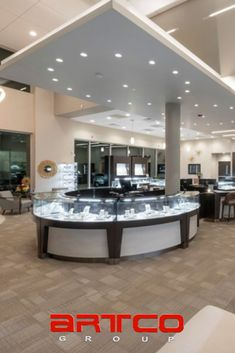 Artco Group Inc. Store Planners, Designers, and Manufacturers of Custom Millwork & Store Fixtures. Specializing in Jewelry Store Design & Fixtures Jewelry Store Design, Jewelry Stores, Store Fixtures, Corner Bathtub, Planners, United States, Group, Organizers, U.s. States
