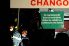Allanan seis propiedades del dueño de la obra que se derrumbó en Neuquén