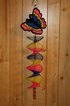 Plastic Canvas Wind Spinners Patterns | Request a custom order and have something made just for you.