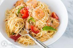 Best Spaghetti Or 1 Lb Angel Hair Pasta Recipe On Pinterest