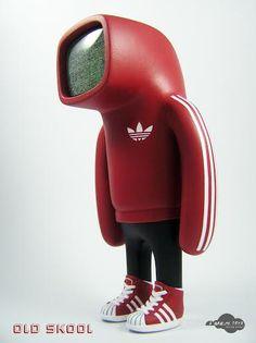 SpankyStokes.com | Vinyl Toys, Art, Culture, & Everything Inbetween #Adidas #ArtToys