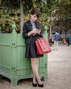 Paris Fashion Week SS2014 - Tuileries Gardens | THE STYLESEER