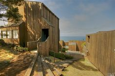 Charles W. Moore | Condominium One | Sea Ranch | California | 1965