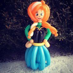 Day 156: Princess Anna(Movie: Disney's Frozen)