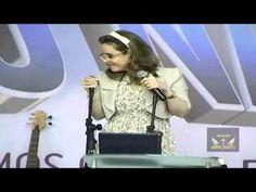 """Pastora SARAH SHEEVA - """"Cura Interior e Santidade"""" - Pregações Impactantes"""