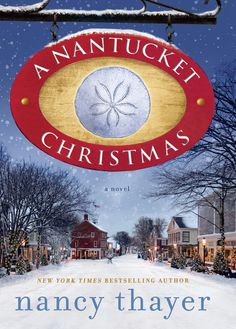 Monlatable Book Reviews: A Nantucket Christmas by Nancy Thayer