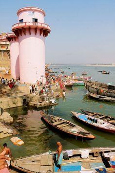 Varanasi - Ganges - ***R***