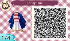 "bearmt: ""A raincoat outfit for Spring! """