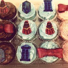 Dr Who .. Birthday fun