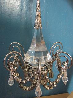Miniature chandelier | Flickr - Photo Sharing!