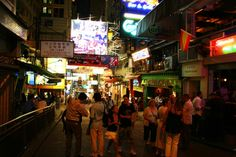 Grab a pint or two at a pub in Lan Kwai Fong, an upbeat nightlife district popular with expats.The 24 real best things to do in Hong Kong   Business Insider
