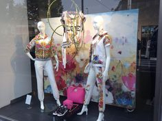 Naughty Dog window at Donato Ricci boutique in Milan!