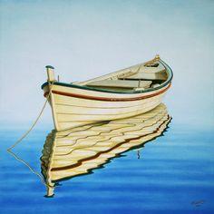Barca Di Legno by Horacio Cardozo