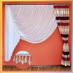 Dekoracje dla domu: Jak wybrać firanki do salonu?