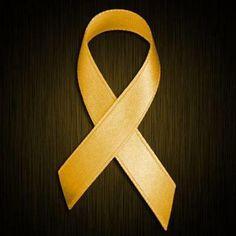 Childhood Cancer Awareness ♥