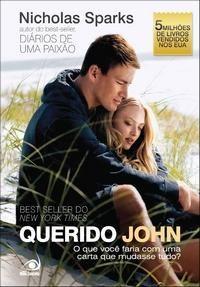 Querido John, Nicholas Sparks - Ed. Novo Conceito: muito lindo!