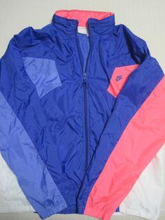 NIKE Windbreaker Jacket Vintage by ReplayedDecade on Etsy
