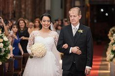 Casamento no Armazém Blunelle   Bárbara + Nivaldo   noiva do dia blog de casamento igreja do salesiano for you cerimonial nicoli mazzarolo barbara 10
