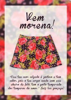 Saia nº 38 Vem pros meus braço Homenagem a Luiz Lua Gonzaga.  Música referência: Vem Morena.  Cenário: Interior (Agreste e Sertão) http://letras.mus.br/luiz-gonzaga/68172/