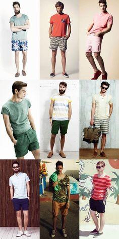 Men's Summer Outfit Inspiration - Subtle Tweaks
