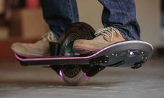 Hoverboard  One-Wheeled Electric Skateboard