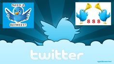 spaiderserver: give you 888 retweets your tweet in less than 24 hours for $5, on fiverr.com