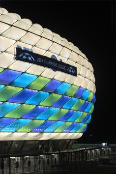 Bayern Munich Chelsea FC - Munich 2012 – Allianz Arena – the evening before the Champions League Final – Munich/ München, Germany/Deutschland - FC Bayern/FCB