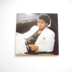 anyone looking for this? Michael Jackson  Thriller Vinyl Record available at ThisCharmingManCave on #Etsy