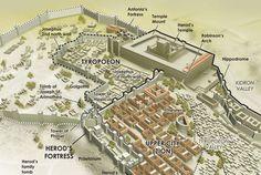 Ancient Jerusalem Infographic