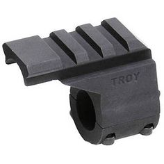 Troy Industries VZ-58 Barrel Clamp by Troy. $83.99. Troy Industries has engineered a high-performance BattleRail for the VZ-58 Rifle. The Troy VZ-58 BattleRail provides a solid mounting platform for optics, foreword grip, flashlights and other accessories as well as providing better heat dissipation and improved ergonomics.     Patent Pending. Made in the U.S.A. *Lifetime limited warranty