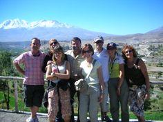 Grupo de viajeros In