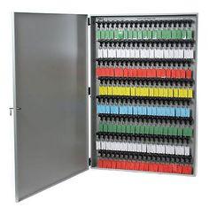 Cobra C-160 Mechanical Key Cabinet Package Key Cabinet, Lockers, Locker Storage, Furniture, Home Decor, Home Furnishings, Interior Design, Cabinets, Home Interiors