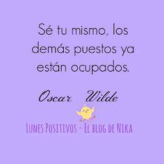 Lunes Positivos - El blog de Nika