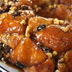 Makes a great batch when you can't make scratch! Grands!(R) Monkey Bread Allrecipes.com