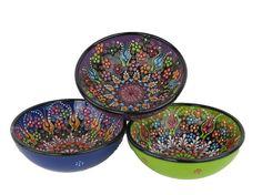Handmade Large Ceramic Bowl 15 cm 6 Handmade by BeyondTheSeaUS