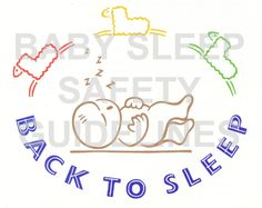 A breakdown of the updated sleep safety guidelines from the American Academy of Pediatrics.