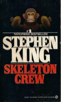 Stephen King - Skeleton Crew This anthology contains, in my opinion, the two best novellas/short stories that he has ever written - The Mist, and The Raft.  The Monkey is also rather creepy.