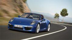 Porsche 911 Targa 4 y 4S