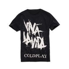 #OVS Music t-shirt #coldplay