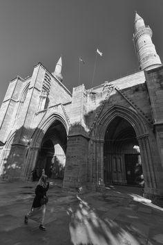 Selimiye Mosque - North Nicosia, Turkish Republic of Northern Cyprus https://en.wikipedia.org/wiki/Northern_Cyprus