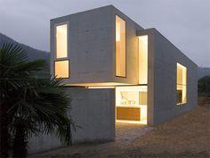2006 | casa debiasio lugano carabbia by CONTEAM | CPZ , via Behance