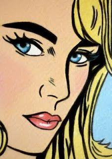 Julies retro Art page: Pop Art Girls