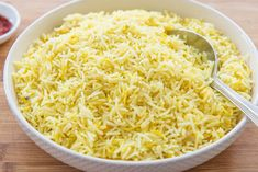 Saffron Rice Pilaf Recipe, Lamb And Rice Recipe, Dinner Side Dishes, Dinner Sides, Side Dishes Easy, Spanish Saffron, Bon Ap, Braised Lamb, Rice Recipes For Dinner