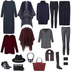 Casual Fall Capsule Wardrobe! Look cute all Autumn with this Fall pieces!