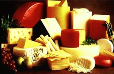Cheese, cheese, and more cheese