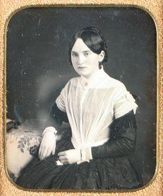 Untitled, c. 1840. Unknown Photographer. Daguerreotype. Museum of Modern Art, New York.