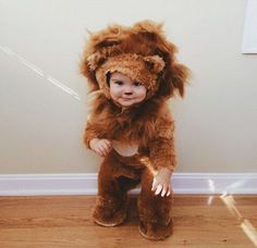 little lion #costume #kid
